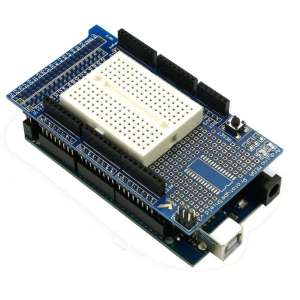 Geekcreit® MEGA 2560 R3 Development Board MEGA2560 With Proto Shield V3 Expansion Board For Arduino