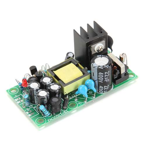 12V 5V Fully Isolated Switching Power Supply AC-DC Module 220V to 12V preview image 0