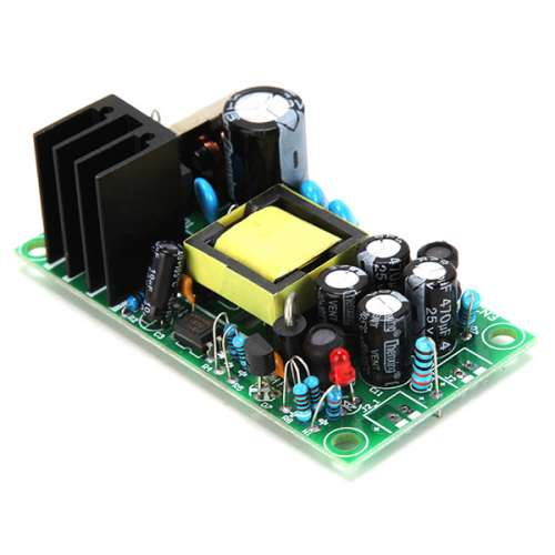 12V 5V Fully Isolated Switching Power Supply AC-DC Module 220V to 12V preview image 2