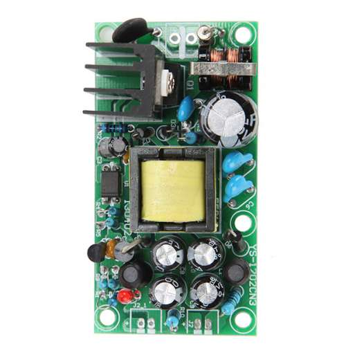 12V 5V Fully Isolated Switching Power Supply AC-DC Module 220V to 12V preview image 4