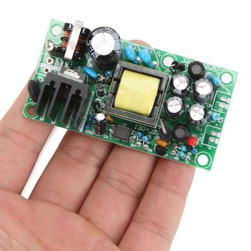 12V 5V Fully Isolated Switching Power Supply AC-DC Module 220V to 12V preview image 5