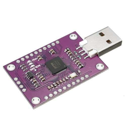 CJMCU FT232H High Speed Multifunctional USB to JTAG UART/FIFO SPI/I2C  Module For Arduino
