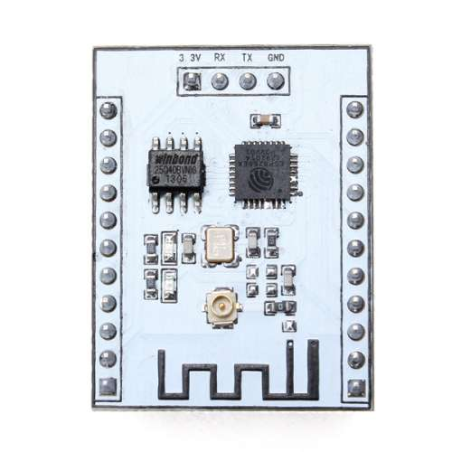 ESP8266 ESP-201 Remote Serial Port WIFI Transceiver Wireless Module preview image 1