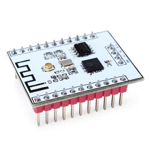 ESP8266 ESP-201 Remote Serial Port WIFI Transceiver Wireless Module preview image 2