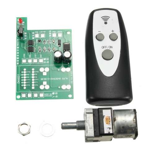 Audio Amplifier Pre-microcomputer Processing Volume Control Board Remote Volume