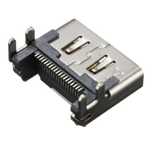 HDMI Port Socket Connector For Playstation 4 PS4 Console Repair Replacement
