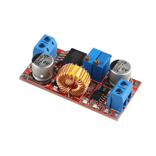 5A Constant Current LED Driver Module & Battery Charger - Red preview image 1