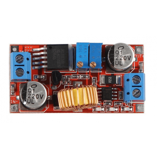 5A Constant Current LED Driver Module & Battery Charger - Red preview image 2