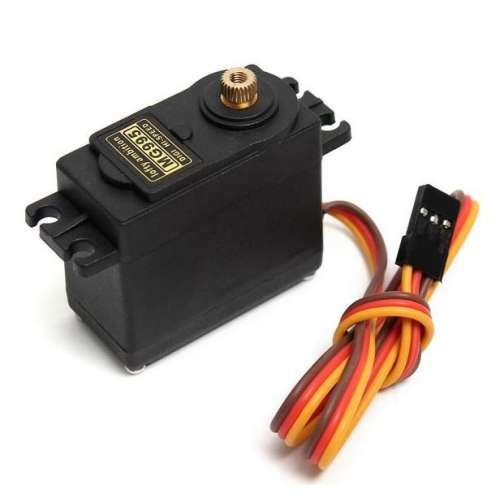MG995 High Torgue Metal Gear Analog Servo with Metal Servo Horn preview image 0