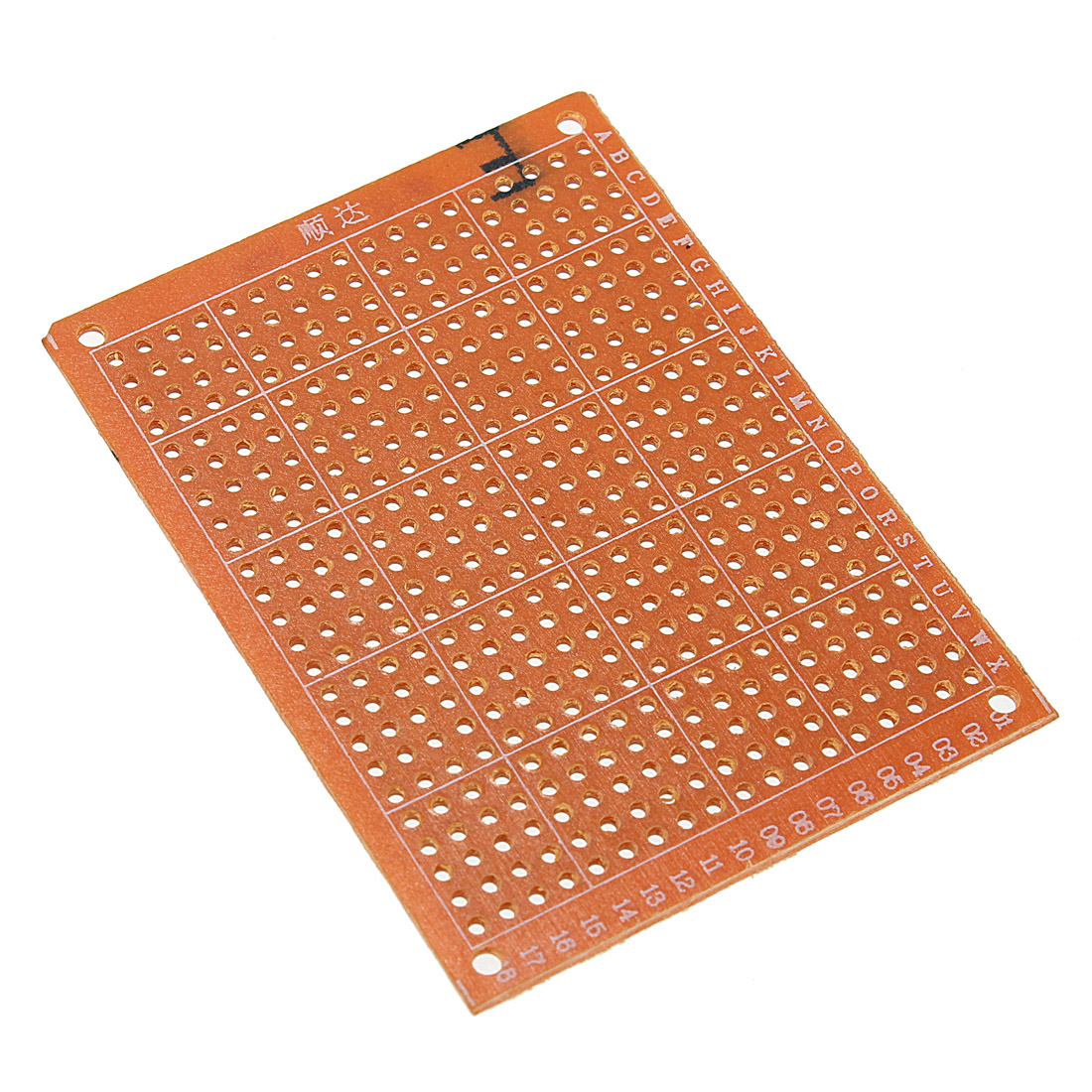 headers, sockets, pcb\u0027s and more9x15cm Prototype Paper Boards Pcb Blank Printed Circuit Board Diy Gib #9